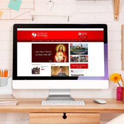 Lançamento do Site AO - MEJ em Natal