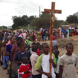 Pelos Cristãos na África