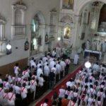 Missa dos 150 anos de criação do Apostolado da Oração no Brasil