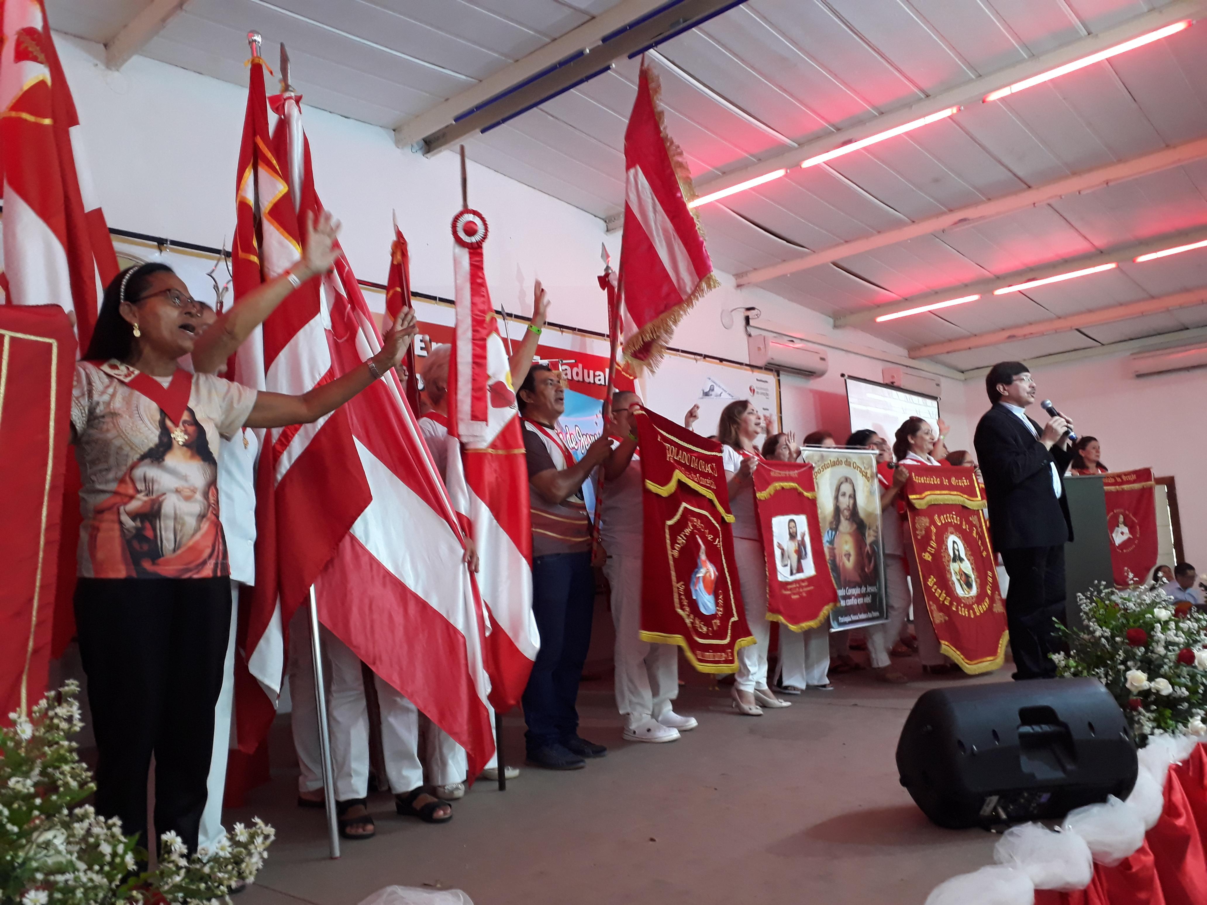 Encontro Estadual do AO em Fortaleza
