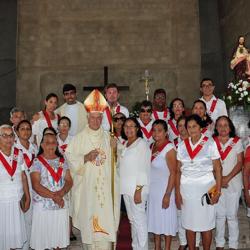 Apostolado da Oração da Igreja Matriz de Grossos/RN - Paróquia Sagrado Coração de Jesus - Diocese de Santa Luzia de Mossoró - RN