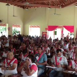 1º Congresso Diocesano de Cametá - PA - 15 a 17 de setembro 2017 (263 pessoas presentes)