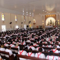 Formação Arquidiocesana para o Apostolado da Oração de Aracaju, em Itabaiana - SE