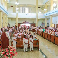 1º ENCONTRO DIOCESANO DO APOSTOLADO DA ORAÇÃO E MEJ - ITABUNA - BA