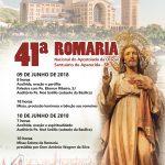 41ª ROMARIA NACIONAL DO AO 2018