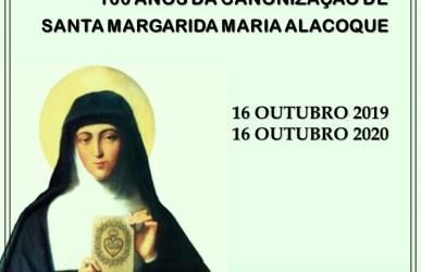 ANO JUBILAR SANTA MARGARIDA MARIA