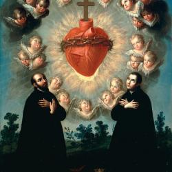 Os jesuítas e a devoção ao Coração de Jesus
